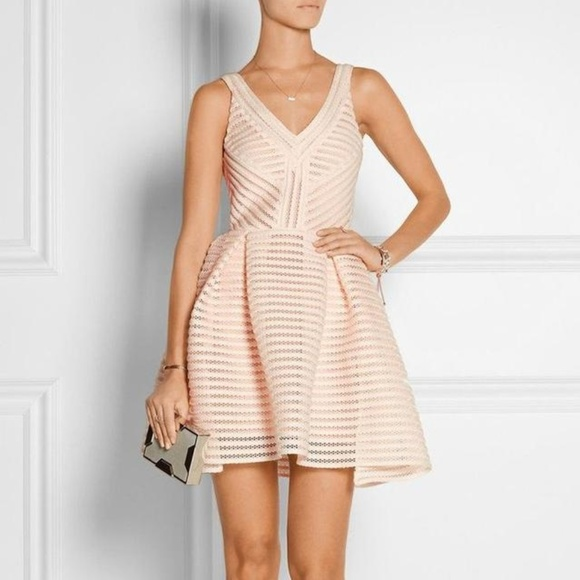 9d59591987c Maje Dresses   Skirts - Maje blush pink nude cocktail dress
